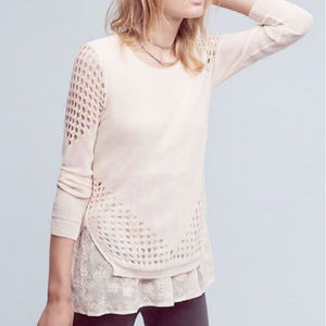 Anthropologie Sunday in Brooklyn Sweater - M